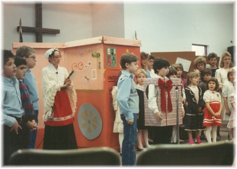 Children's play (c. 1986)