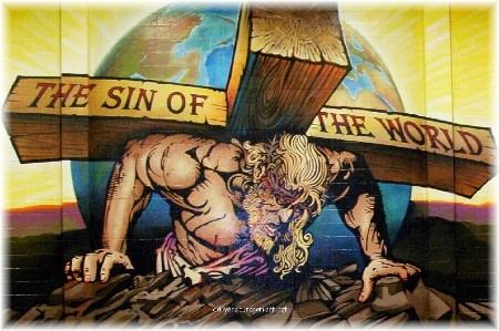 "Photo of ""Sin of the world"" mural (click to enlarge)"