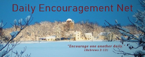 Daily Encouragement logo (Photo by Ester)