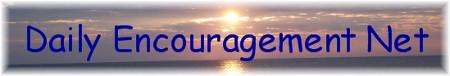 Daily Encouragement Net Header