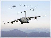 C117 airplane
