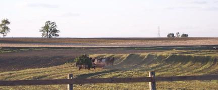 Photo of Alfalfa harvest
