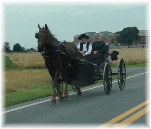 Amish couple 6/21/15