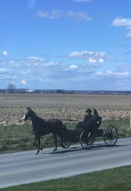 Amish couple from Casey Jones dining car 3/31/19