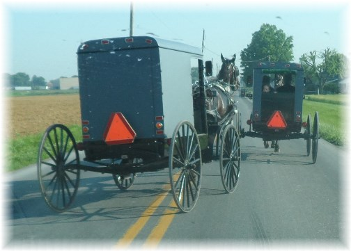 Amish drag race 5/30/13