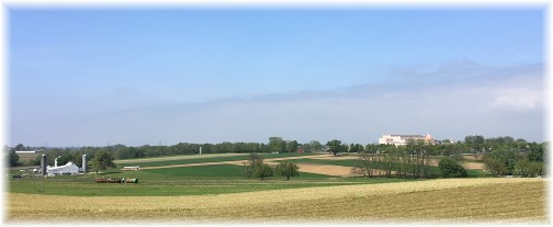 Amish field work on a lovely spring day 5/12/16