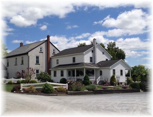 Amish home 5/13/15