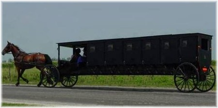 Amish Limo