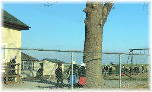 Amish recess 12/14/16