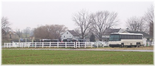 Amish school in Lancaster County PA