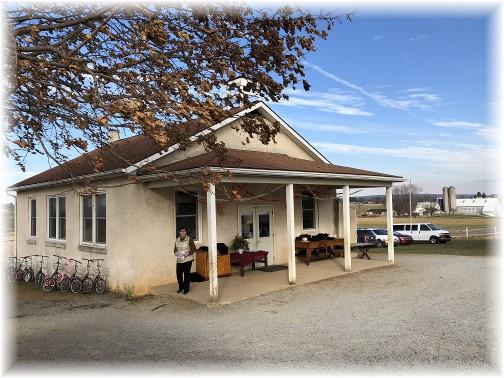 Amish school Christmas program 12/20/17