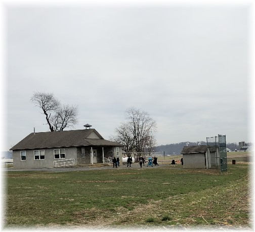 Amish school volleyball 3/1/18 (Click to enlarge)