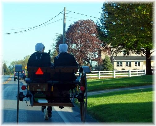 Amish traffic 5/2/13
