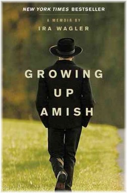 """Growing Up Amish"" bookcover"