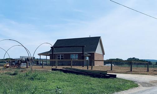Kraybill Church Road Amish school 8/17/19