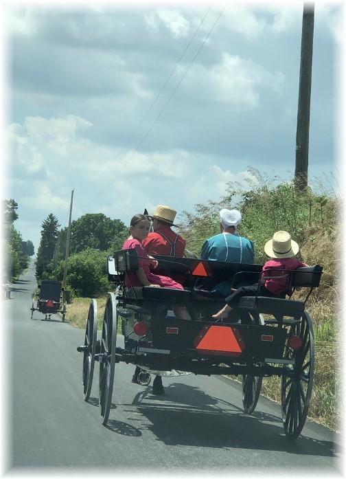 Lancaster County traffic 6/28/18