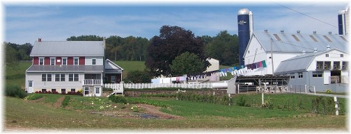 Lebanon County Amish Farm