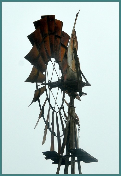 Ohio Amish windmill (Doris High)