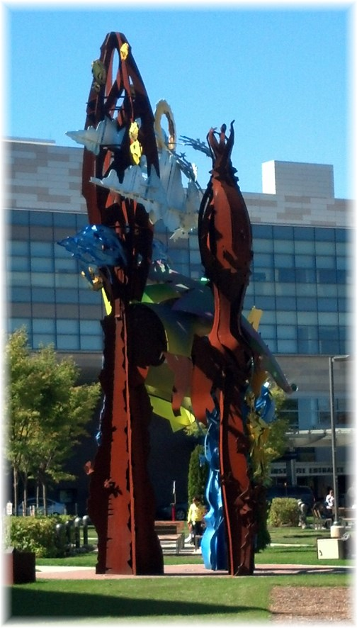 """Hershey Medical Center children's hospital """"art"""""""