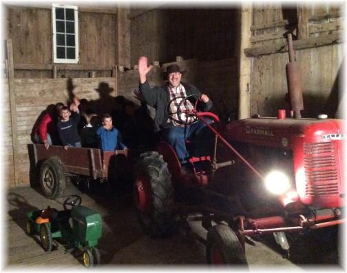 FarmAll Tractor 10/12/14