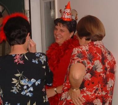 Brooksyne's surprise birthday party