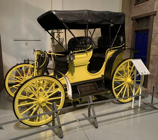 Oldest operating car in America