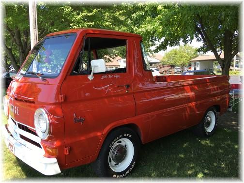 Dodge truck  8/4/16