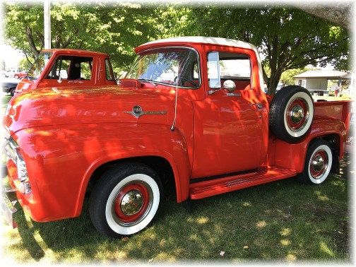 Ford truck  8/4/16