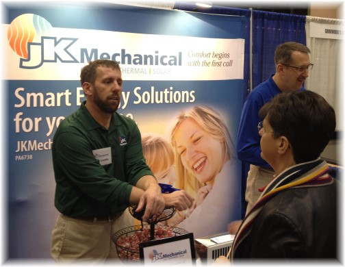 Lancaster Home Show with JK 1/30/15