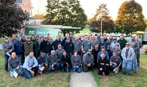 2019 Smucker Community Day team (Click to enlarge)