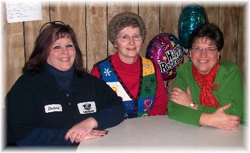 Dorie retirement party