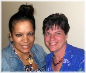 Gesenia with Brooksyne 5/20/12