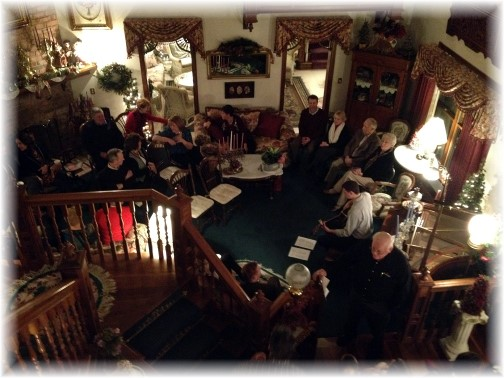 Hoover Convene gathering 2/7/15