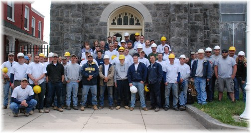 JK Workday group photo 4/11/12
