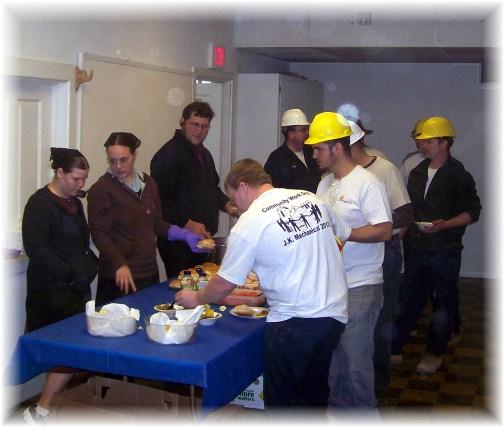 JK Work Day 2012