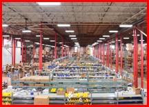 Kleen-Rite warehouse