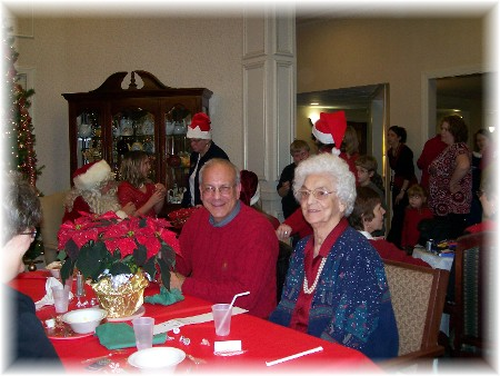 Longwood Manor Christmas party