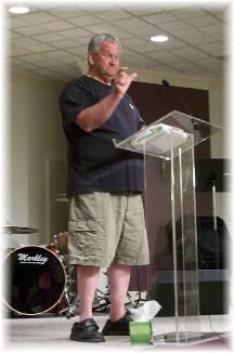 Baptismal testimony 5/20/12