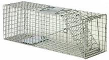 Safeguard live animal trap