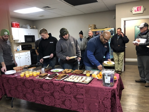 Smucker breakfast 12/19/19