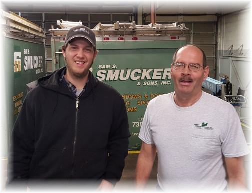 Smucker guys 12/23/15