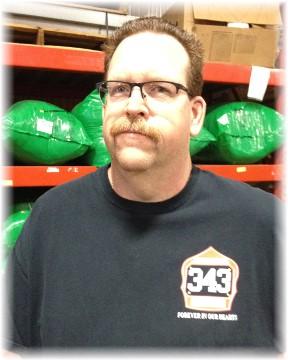 Tim, 911 firefighter