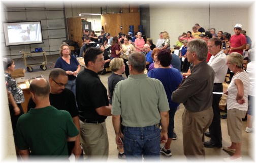 Val-Co 2015 workday orientation meeting 7/23/15