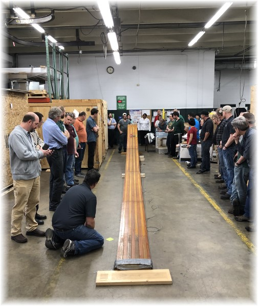 Val-Co pinewood derby 4/26/18