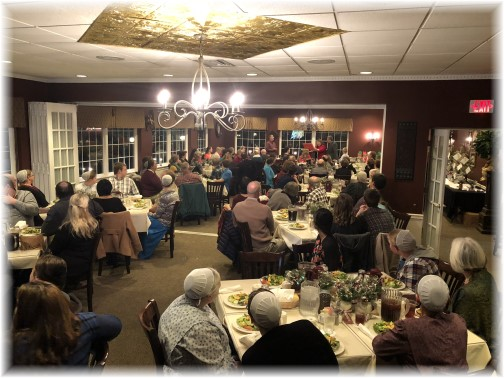 Your Heart's Delight Banquet 11/16/17