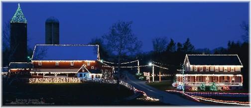 Christmas farm Elizabethtown, PA