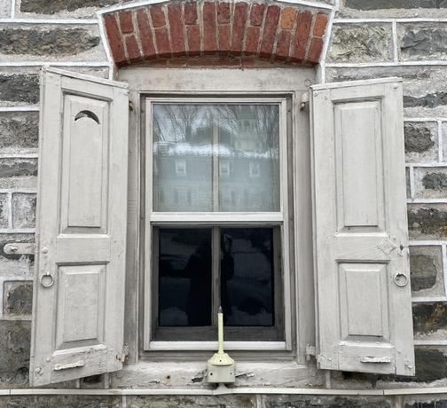 Window in Bethlehem, PA