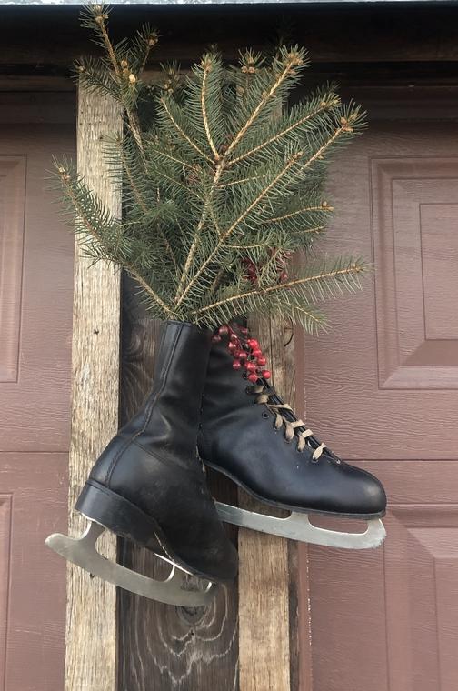 Strasburg Pike Christmas decorations 12/12/19
