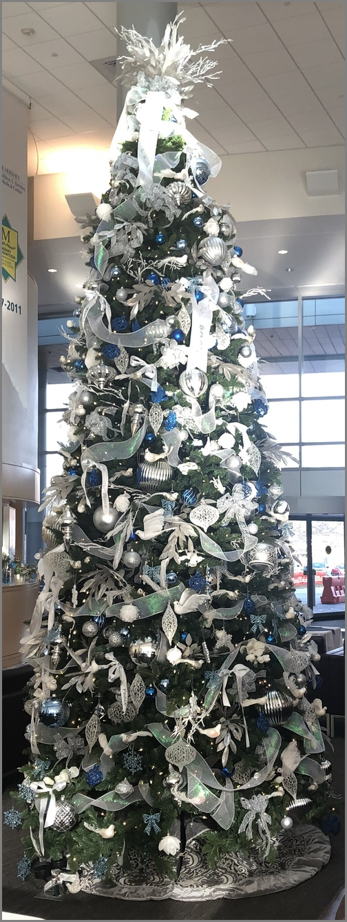 Hershey Medical Center Christmas tree 2018