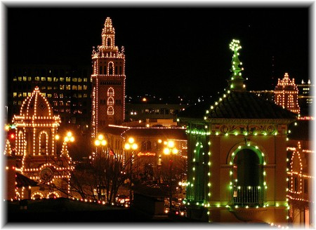 Kansas City's Country Club Plaza